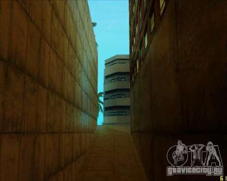 ENB HD CUDA v.2.5 for SAMP для GTA San Andreas четвёртый скриншот