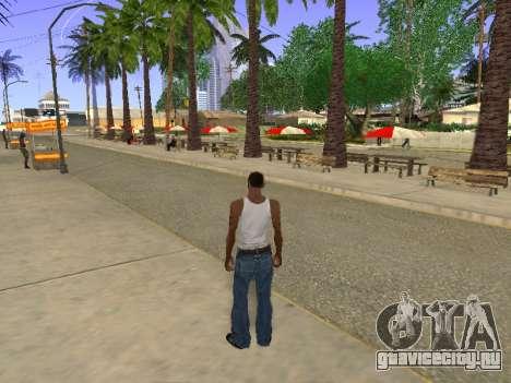 New Groove Street для GTA San Andreas второй скриншот