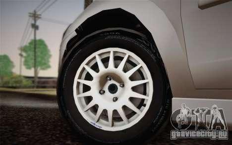 Chevrolet Corsa VHC для GTA San Andreas вид сзади слева