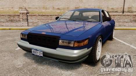 Civil Cruiser для GTA 4
