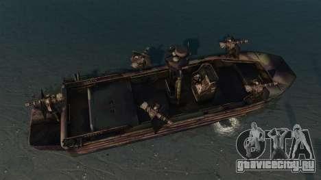 Navy SEALs SOC-R для GTA 4 вид справа