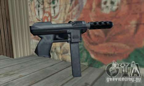 Автомат для GTA San Andreas третий скриншот