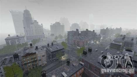Погода Лос-Анджелеса для GTA 4 третий скриншот