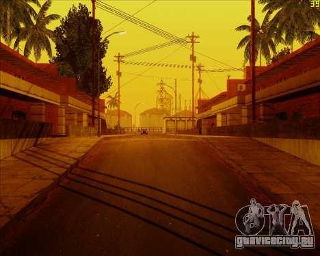 ENB HD CUDA v.2.5 for SAMP для GTA San Andreas