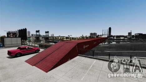 Новый мост в Ист-Айленд-Сити для GTA 4 четвёртый скриншот