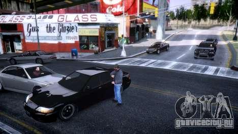 GTA HD Mod для GTA 4 двенадцатый скриншот