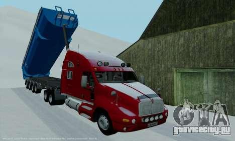 Активная приборная панель v 3.2.1 для GTA San Andreas пятый скриншот