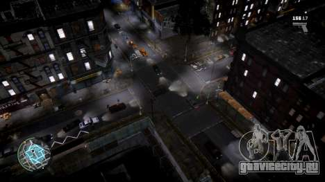GTA HD Mod для GTA 4 третий скриншот