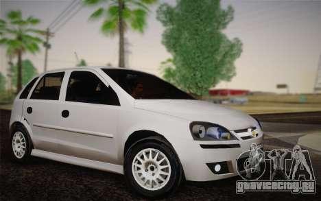 Chevrolet Corsa VHC для GTA San Andreas