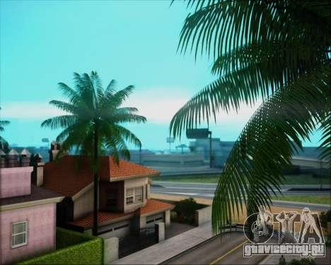 SA Graphics HD v 4.0 для GTA San Andreas шестой скриншот