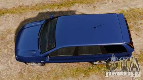 Ubermacht Rebla M5 для GTA 4 вид справа