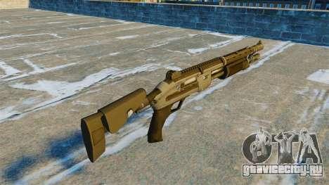 Помповое ружье Marshall v2.0 для GTA 4 второй скриншот