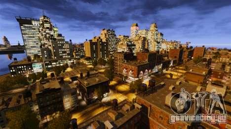 Погода Лос-Анджелеса для GTA 4 четвёртый скриншот