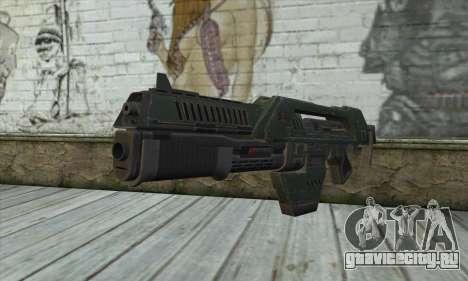 Винтовка для GTA San Andreas