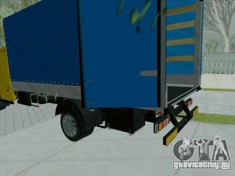 Активная приборная панель v 3.2.1 для GTA San Andreas третий скриншот