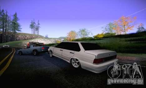 ВАЗ 2115 Diod для GTA San Andreas вид справа