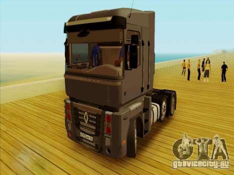 Renault Magnum для GTA San Andreas