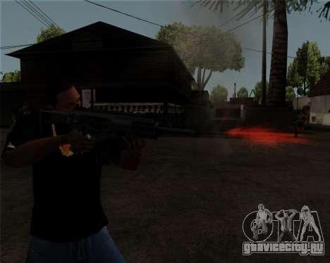 Beretta ARX-160 для GTA San Andreas четвёртый скриншот