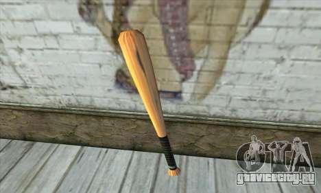 Деревянная бита для GTA San Andreas третий скриншот