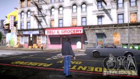 GTA HD Mod для GTA 4 пятый скриншот
