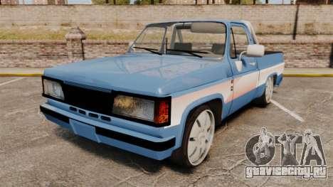 Chevrolet D-20 Custom для GTA 4