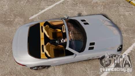 GTA V Benefactor Surano v3.0 для GTA 4 вид справа