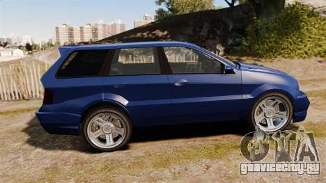 Ubermacht Rebla M5 для GTA 4