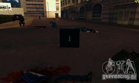 Notebook mod v1.0 для GTA San Andreas шестой скриншот