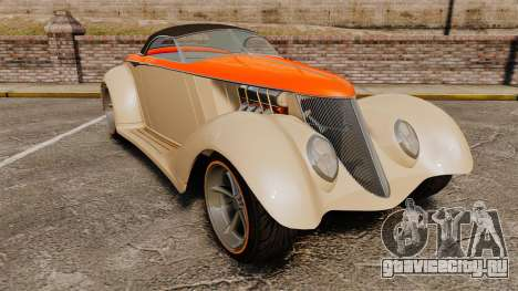 Ford Roadster 1936 Chip Foose 2006 для GTA 4
