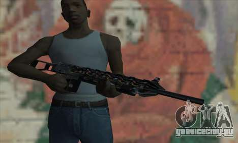 Гаусс-Пушка из S.T.A.L.K.E.R. для GTA San Andreas третий скриншот