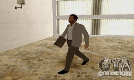 Notebook mod v1.0 для GTA San Andreas третий скриншот