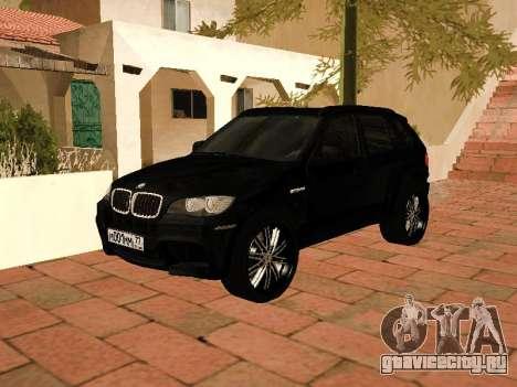 BMW X5 E70 2009 для GTA San Andreas