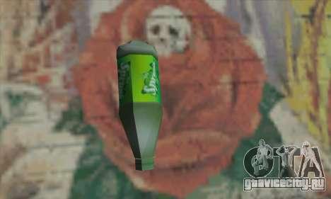 Botol Air Minum для GTA San Andreas