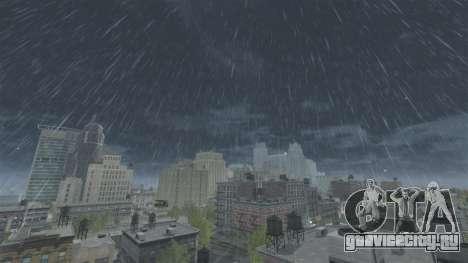 Погода Греции для GTA 4