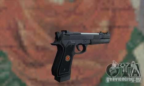 Samurai Edge для GTA San Andreas второй скриншот