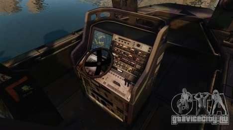Navy SEALs SOC-R для GTA 4 вид сзади