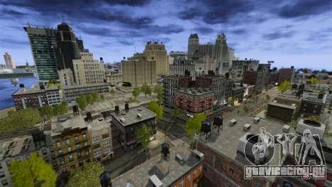 Погода Лос-Анджелеса для GTA 4 второй скриншот