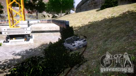 GTA HD Mod для GTA 4 седьмой скриншот