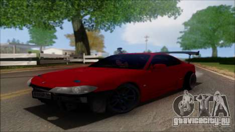 Nissan Silvia S15 V2 для GTA San Andreas