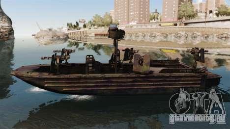 Navy SEALs SOC-R для GTA 4 вид слева