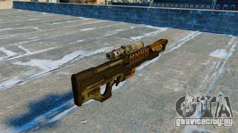 Электромагнитная винтовка M20 14 Gauss для GTA 4 второй скриншот
