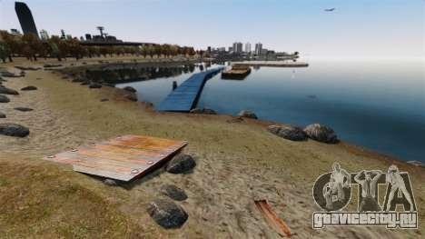 Арена для боёв автотранспорта для GTA 4 третий скриншот