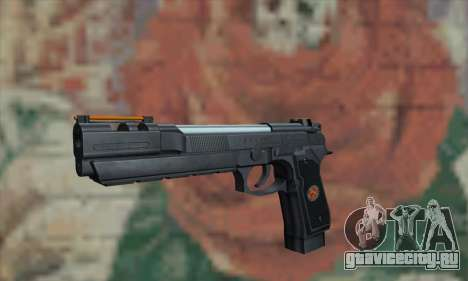 Samurai Edge для GTA San Andreas