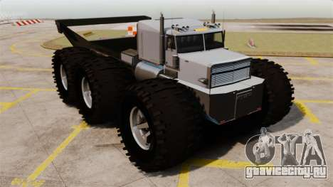 The Biggest Monster Truck для GTA 4
