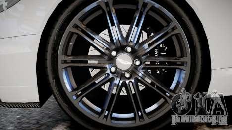 Aston Martin DBS v1.0 для GTA 4 вид сзади