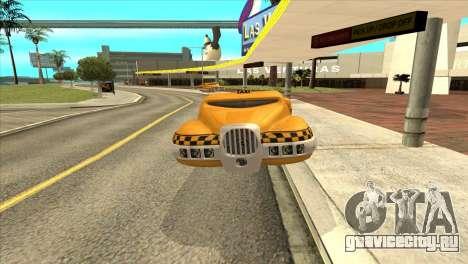 Taxi 5 Element для GTA San Andreas
