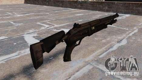 Самозарядное ружьё XM2014 для GTA 4 второй скриншот