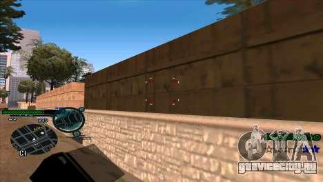 C-HUD Solt для GTA San Andreas третий скриншот