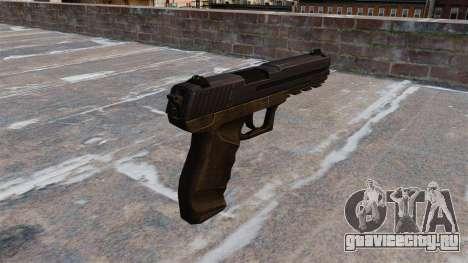 Пистолет Crysis 2 v2.0 для GTA 4 второй скриншот