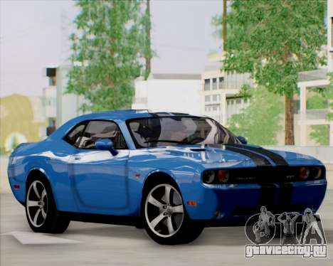 ENBSeries 1.4 для GTA San Andreas четвёртый скриншот